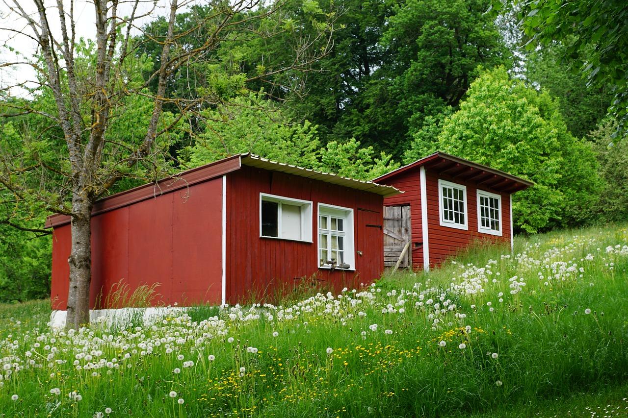 Funktionelle Lösungen und Tipps für winzige Häuser